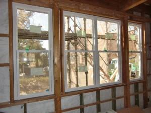1階リビング窓(内部)