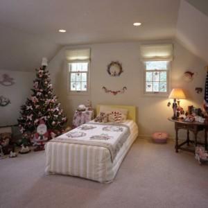 300MH子供部屋クリスマス