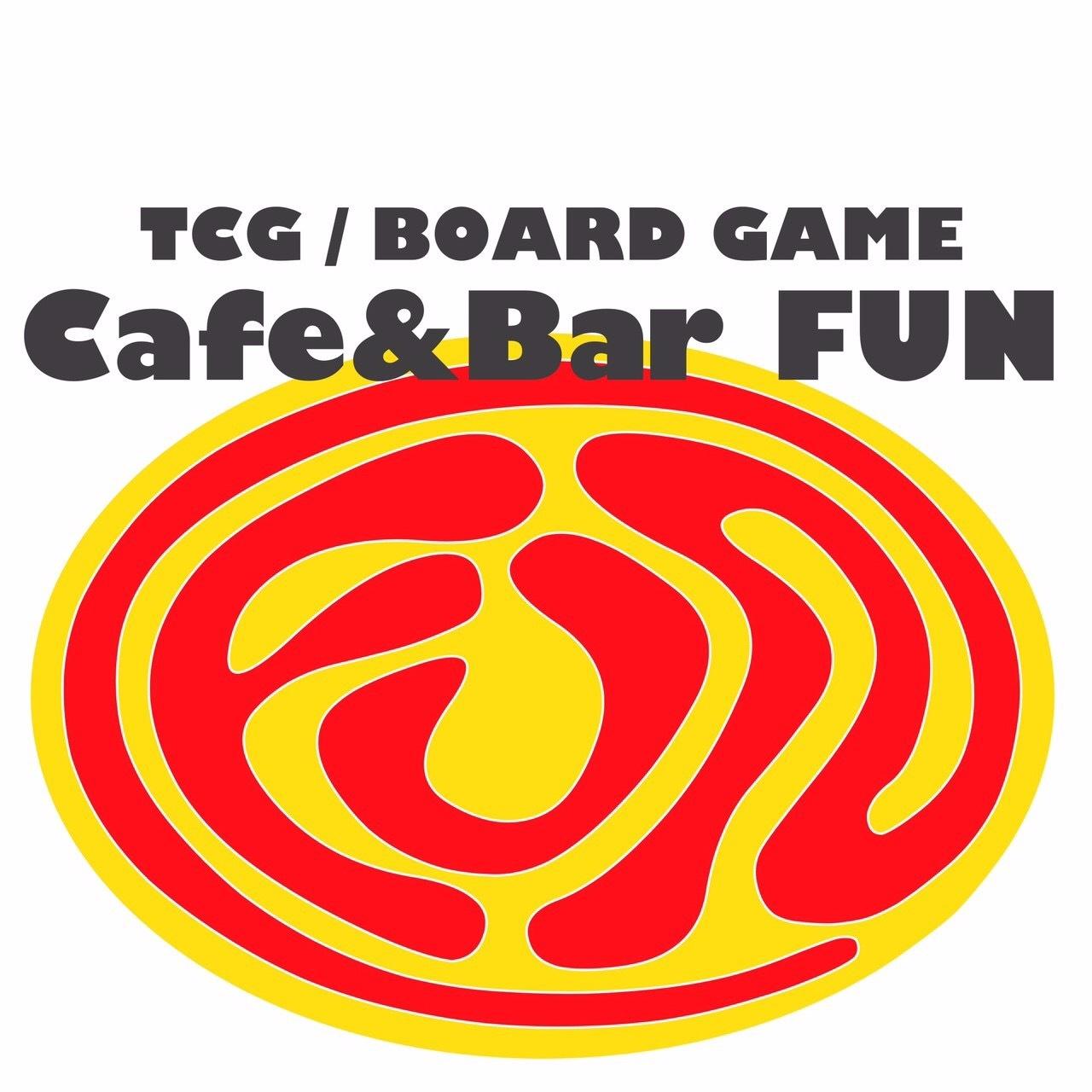 TCG/BOARD GAME Cafe & Bar FUN(ティーシージー ボードゲームカフェアンドバー ファン)