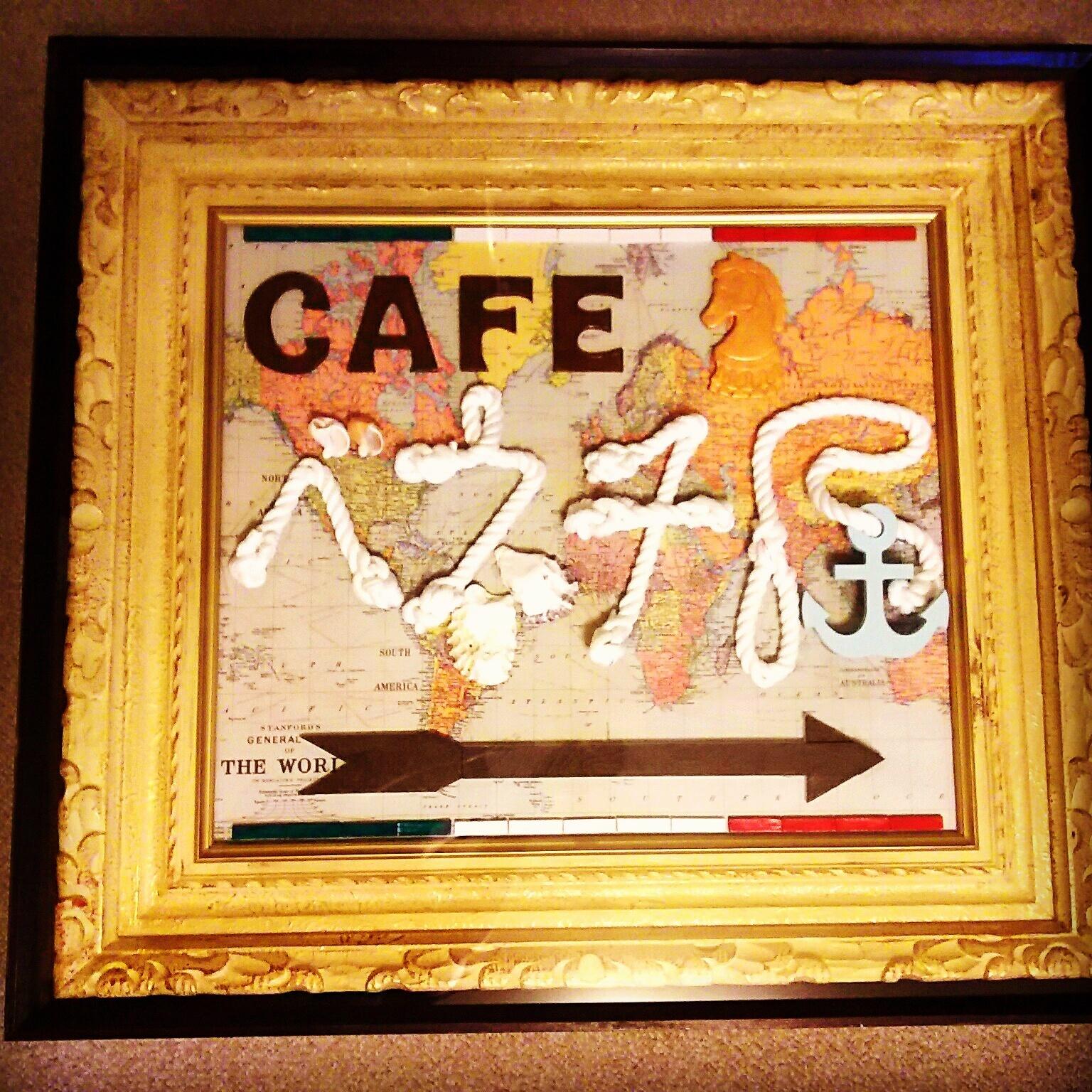 ゴンドリエーレの自宅カフェ【ベネチ屋】(ベネチヤ)