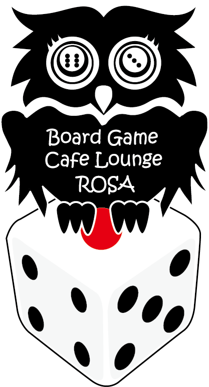 Board Game Space in Cafe Lounge ROSA(ボードゲームカフェ インカフェラウンジロサ)