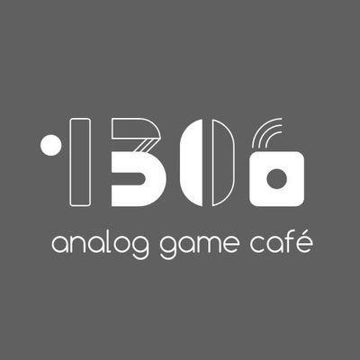 Analog Game Cafe 1306(アナログゲームカフェイチサンマルロク)