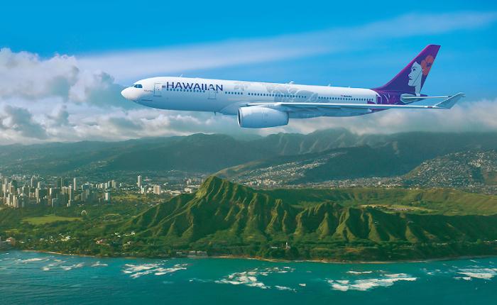 ハワイアン航空、日本路線の一部を運航再開