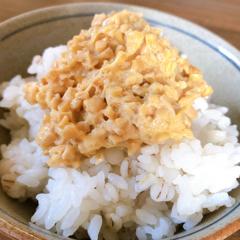 西川【納豆年間消費量600以上→納豆ごはんひきわり】のアイコン