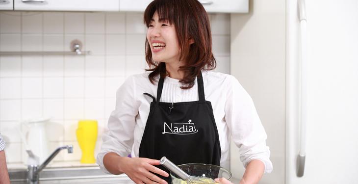 料理家・料理研究家・管理栄養士・フードコーディネーター・フードスタイリストが集まる食のプロフェッショナルチーム「Nadia Management」撮影風景