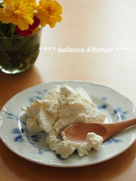 3分カッテージチーズ