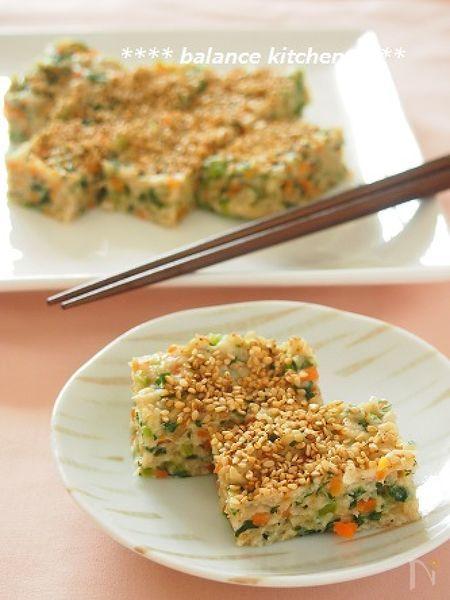 【時短おせち】野菜たっぷり!レンジのし鶏