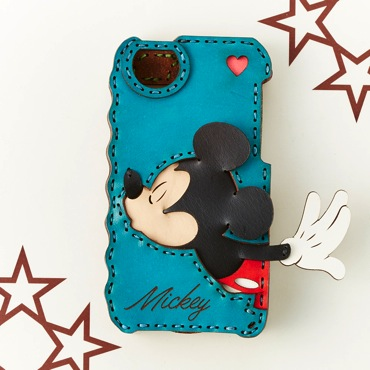 Kiss Mickey Mobile Case (iPhone5/5s/SE)