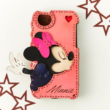 Kiss Minnie Mobile Case (iPhone5/5s/SE)