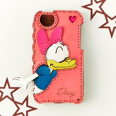 Kiss Daisy Mobile Case (iPhone5/5s/SE)