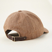 Leather TAG Work Cap