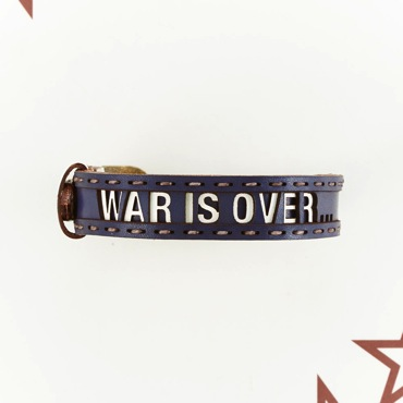 WAR IS OVER… BRACELET
