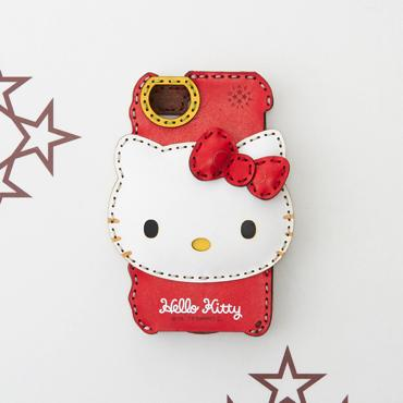 HELLO KITTY iPhoneケース (iPhone5/5s/SE)