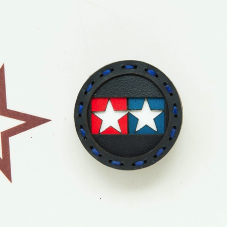 TAMIYA TWIN STAR  LOGO BADGE