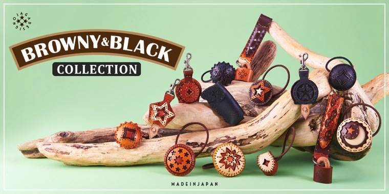 BROWNY & BLACK COLLECTION