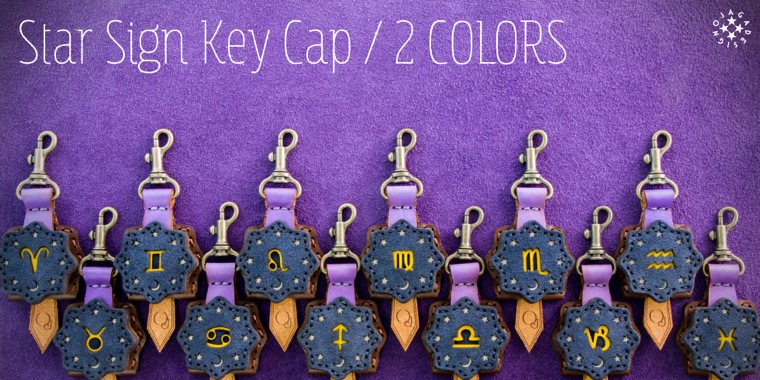 Star Sign Key Cap / 2COLORS