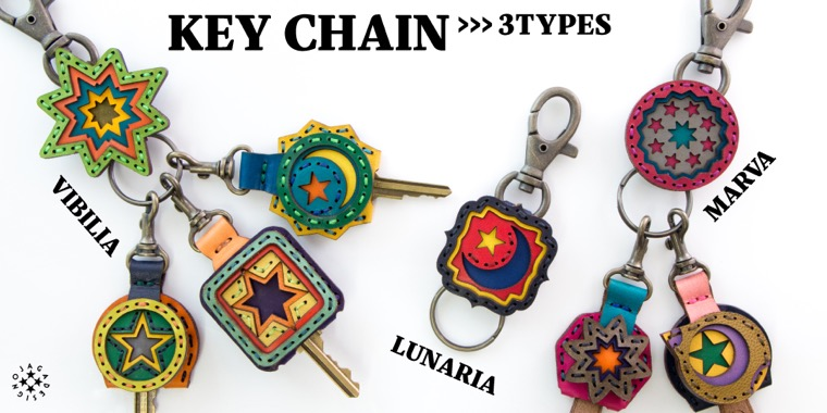 KEY CHAIN 3TYPES