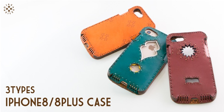 3TYPES IPHONE8 / 8PLUS CASE