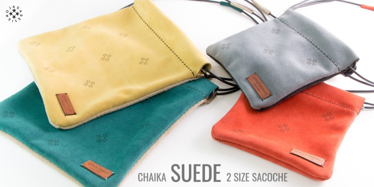 CHAIKA SUEDE