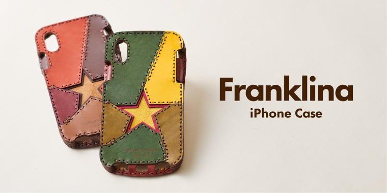 PATCHWORK iPHONE CASE FRANKLINA