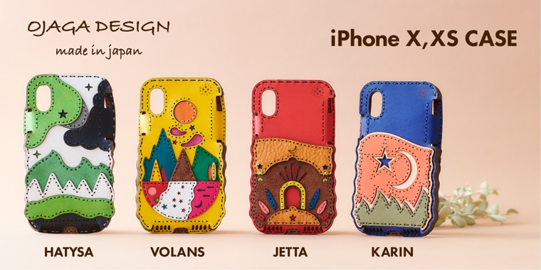 4TYPES NEW iPhone X CASE