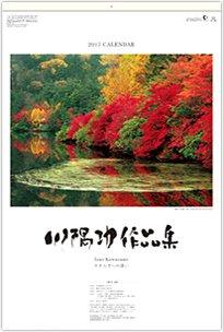 川隅功作品集(フィルムカレンダー) 2017年版カレンダー