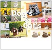Dog&Cat 2017年版カレンダー
