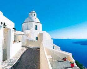 画像:7-8月 ギリシャ ヨーロッパ 2018年カレンダー