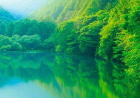 画像:5-6月 Pure~癒しの日本風景 2018年カレンダー