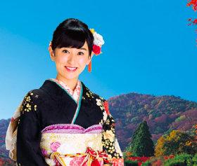 画像:9-10月 入矢麻衣 みやび(小) 2018年カレンダー