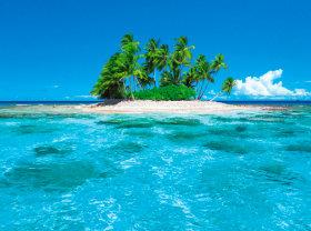 画像:1-2月 Micronesia パラダイス 2018年カレンダー