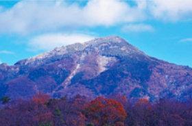 画像:12月 都富士 比叡山(京都・滋賀) ご当地富士 2018年カレンダー
