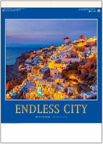 エンドレスシティ・世界の夜景 2018年カレンダー