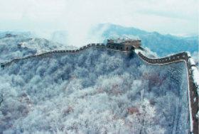 画像:12月 万里の長城(中国) ユネスコ世界遺産 2018年カレンダー