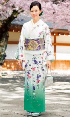 画像:3-4月 よそおい・木村佳乃 2018年カレンダー