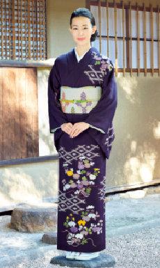 画像:11-12月 よそおい・木村佳乃 2018年カレンダー
