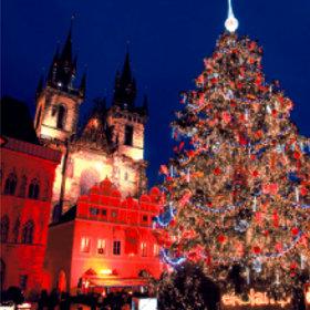 画像:11-12月 プラハ(チェコ) ワイドヨーロッパ(フィルムカレンダー) 2018年カレンダー