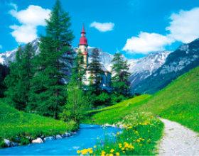 画像:オーストリア ヨーロッパ 2019年カレンダー