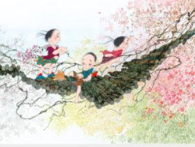 画像: 風の詩・中島潔作品集 2019年カレンダー