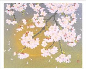 画像:森田りえ子作品「朧」 森田りえ子作品集 2019年カレンダー