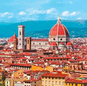 画像:イタリア フィレンツェ ワイドヨーロッパ(フィルムカレンダー) 2019年カレンダー