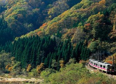 画像:奥羽本線 ローカル線紀行 2019年カレンダー
