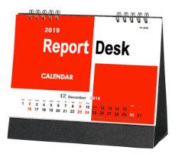 レポートデスク 2019年カレンダー