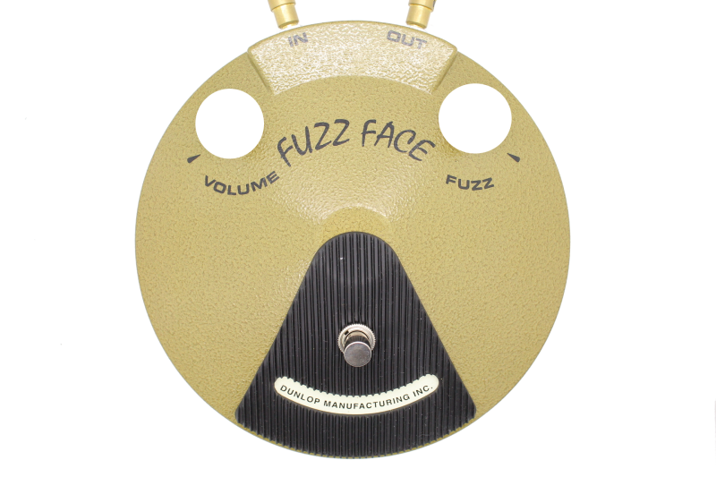 EJF1 Eric Johnson signature Fuzz Face