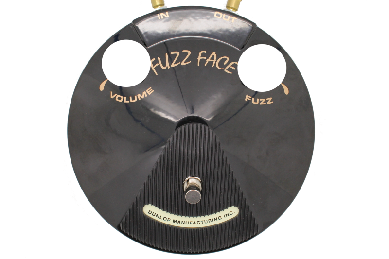 Joe Bonamassa Signature Fuzz Face Distortion Black