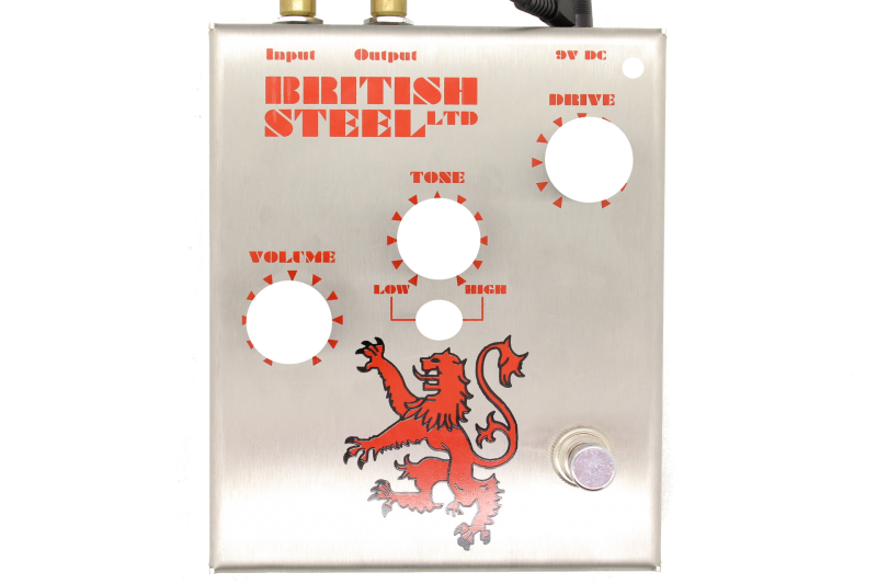 British Steel Limited Edition