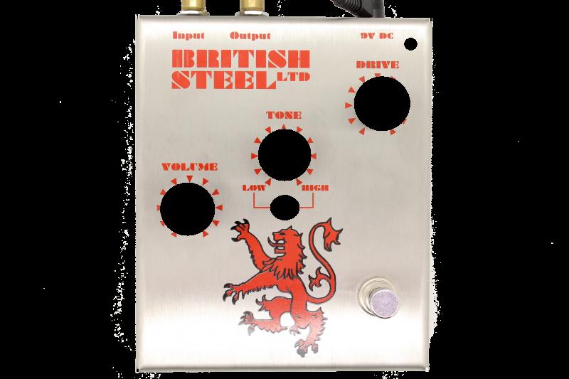 British Steel Limited Edition