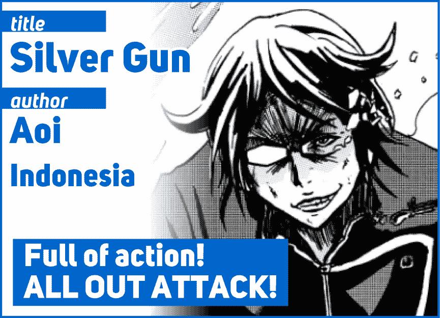 Silver Gun by Aoi