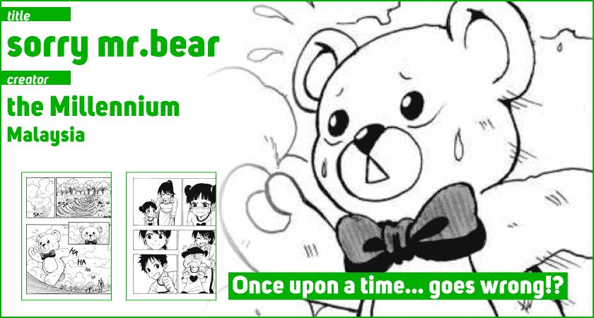 sorry mr.bear