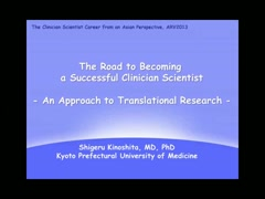 The Road to Becoming a Successful Clinician-Scientist